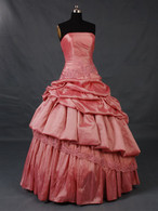 Pink Wedding Dress - Available in Every Color 28