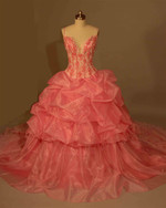 Pink Wedding Dress - Available in Every Color 37