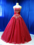 Red Wedding Dress - Available in Every Color 8