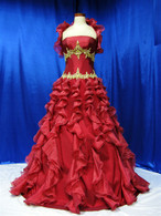 Red Wedding Dress - Available in Every Color 9