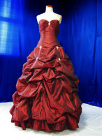 Red Wedding Dress - Available in Every Color 10
