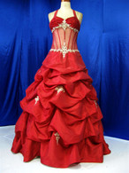 Red Wedding Dress - Available in Every Color 11