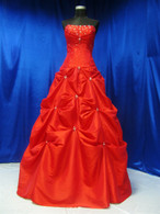 Red Wedding Dress - Available in Every Color 12