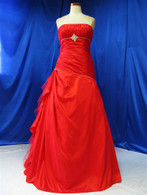 Red Wedding Dress - Available in Every Color 13
