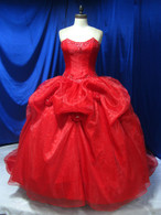 Red Wedding Dress - Available in Every Color 20