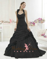 Black Wedding Dress Available in Every Color