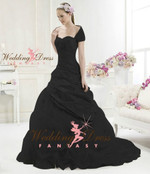 Black Wedding Gown Available in Every Color 2