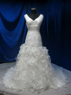 Vintage Inspired Wedding Dress - Available in Every Color 1