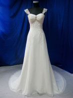 Vintage Inspired Wedding Dress - Available in Every Color 2