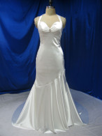 Mermaid Style Vintage Inspired Wedding Dress - Available in Every Color