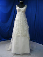 Vintage Inspired Wedding Dress - Available in Every Color 3