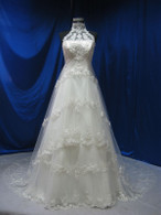 Vintage Inspired Wedding Dress - Available in Every Color 4