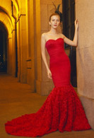 Red Wedding Dress - Available in Every Color