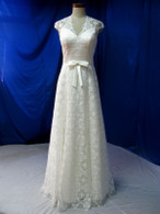 Vintage Inspired Wedding Dress - Available in Every Color 13