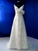 Vintage Inspired Wedding Dress - Available in Every Color 14