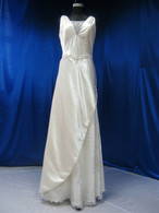 Vintage Inspired Wedding Dress - Available in Every Color 18