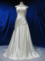 Vintage Inspired Wedding Dress - Available in Every Color 19