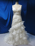 Vintage Inspired Wedding Dress - Available in Every Color 23