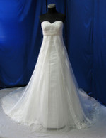 Vintage Inspired Wedding Dress - Available in Every Color 27