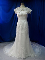 Vintage Inspired Wedding Dress - Available in Every Color 28