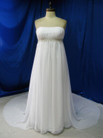 Vintage Inspired Wedding Dress - Available in Every Color 30