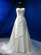 Vintage Inspired Wedding Dress - Available in Every Color 31