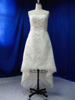 Vintage Inspired Wedding Dress - Available in Every Color 32