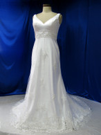 Vintage Inspired Wedding Dress - Available in Every Color 33