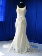 Vintage Inspired Wedding Dress - Available in Every Color 34