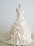 Vintage Inspired Wedding Dress- Available in Every Color 12