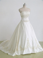 Vintage Inspired Wedding Dress- Available in Every Color 13