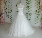 Vintage Inspired Wedding Dress- Available in Every Color 15