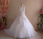 Vintage Inspired Wedding Dress- Available in Every Color 21