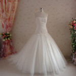 Vintage Inspired Wedding Dress- Available in Every Color 22
