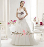 Vintage Inspired Wedding Dress- Available in Every Color 29