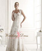 Vintage Inspired Wedding Dress- Available in Every Color 33