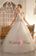 Gypsy Wedding Dress 21