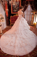 Gypsy Wedding Dress 22