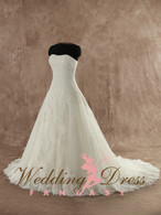Gorgeous Aline Lace Wedding Dress