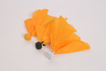 Ball Type Penalty Flags in Black, Gold or White