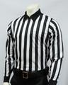 "Smitty 1"" Stripes Heavyweight Long Sleeved Football Referee Shirt"