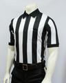 "Smitty 2"" Stripes Elite Short Sleeved Football Referee Shirt"