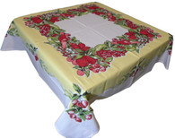 Moda Fruit Cocktail Cotton Tablecloth