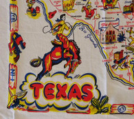 RWK Texas State Flour Sack Cotton Towel