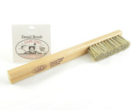 Cape Cod Horsehair Silver Cleaning Brush
