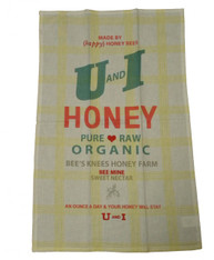 Moda Bee My Honey Cotton Blend Dish Towel
