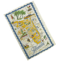 Moda Florida State Cotton Kitchen Towel