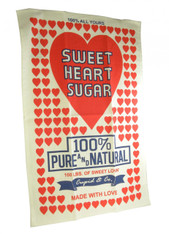 Moda Sweetheart Sugar Cotton Kitchen Towel