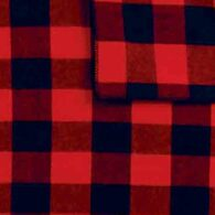 Pendleton Old Hickory Buffalo Plaid Wool Throw Blankets