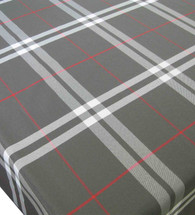 Sebastien & Groome Urban Plaid Tablecloth